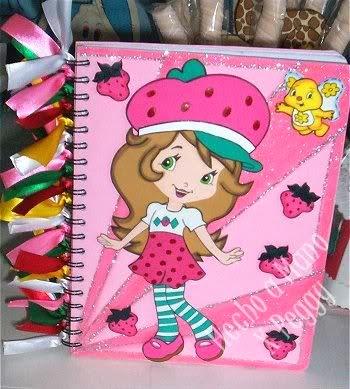 Como decorar tu cuaderno junio 2014 - Como decorar cuadernos ...