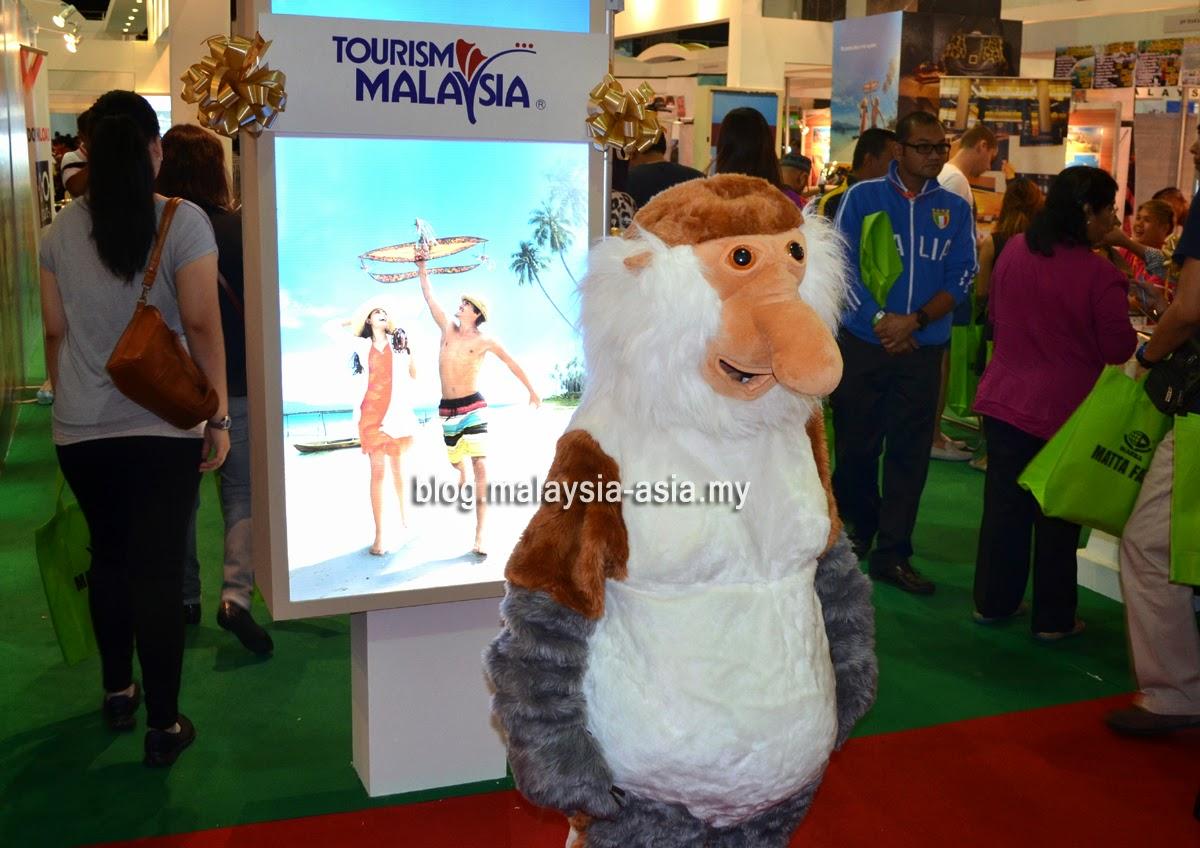 Visit Malaysia Year 2014 Mascot