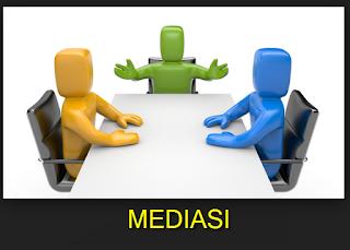 pengertian mediasi