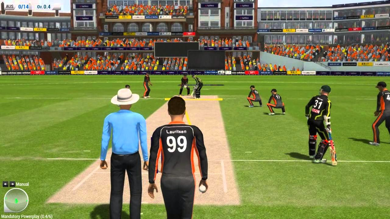ICC Cricket World Cup 2015 Download For PC