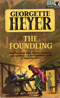 The Foundling Georgette Heyer
