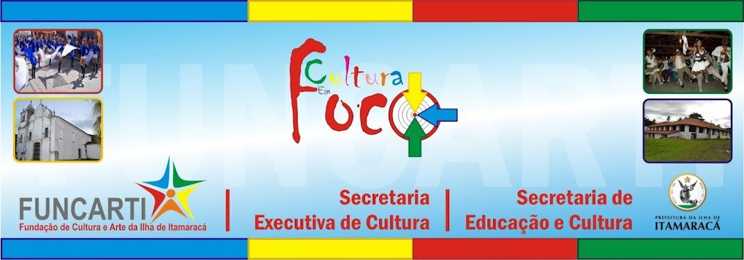 Portal Cultura em Foco - SECULT