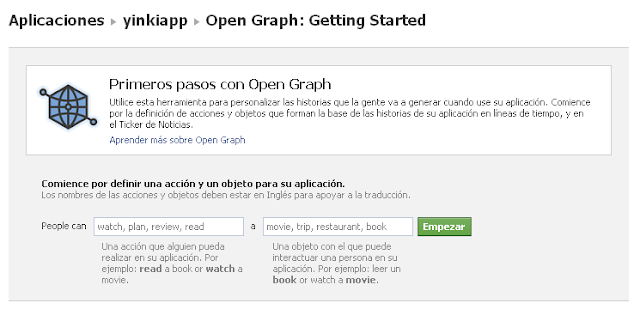open graph facebook