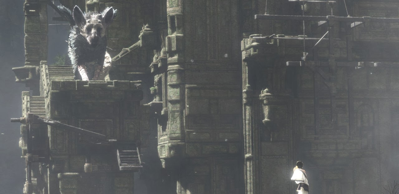 Techno Pc Area Gadget Reviewsbloggingmovies And Gaming The Last Guardian Ps4 Reg 3 Game Reviewsystem Requirements Price