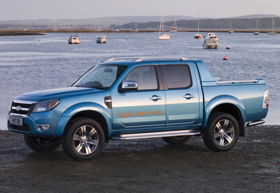 2014 Ford Ranger Wallpapers