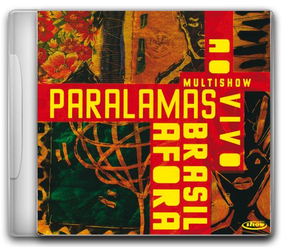 capa+CD Baixar CD Os Paralamas do Sucesso   Brasil Afora Multishow Ao Vivo Ouvir mp3 e Letras .