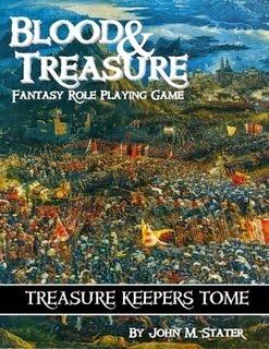 Treasure Keeper's Tome