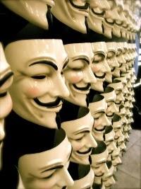 topeng asli anonymous