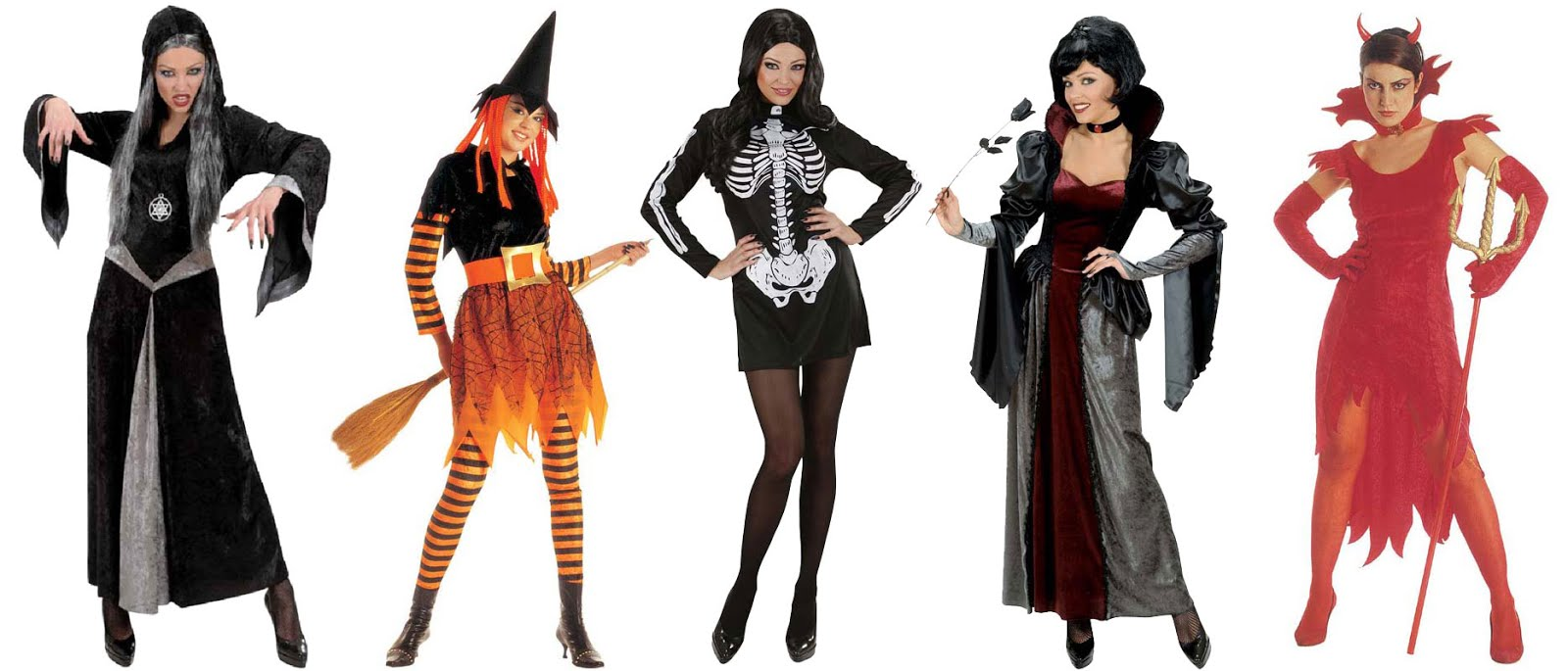 Kvinde Halloween Kostumer