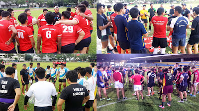 SRU-SCNRA U18 Inter-Tertiary 15 A Side Tournament 2015 (Team Profiles)