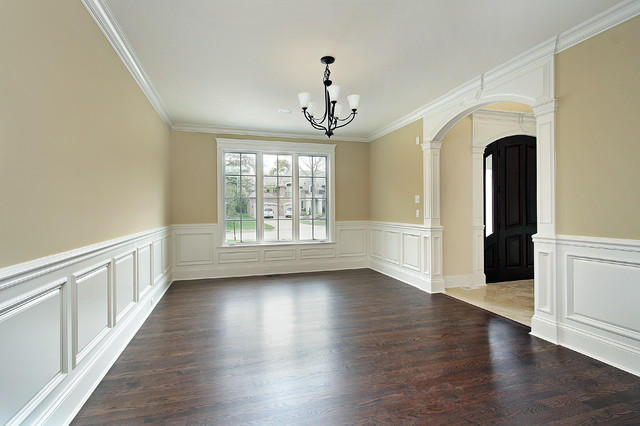 Wainscoting In Dining Room Pictures