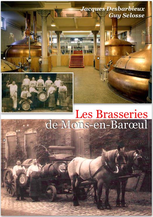 """Une brochure : """" Les Brasseries de Mons-en-Barœul """""""