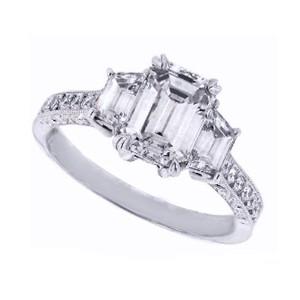 Baby sex by wedding ring