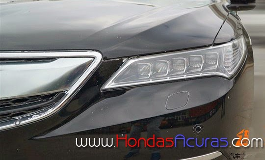 Acura Tlx Spied Shot | Autos Post