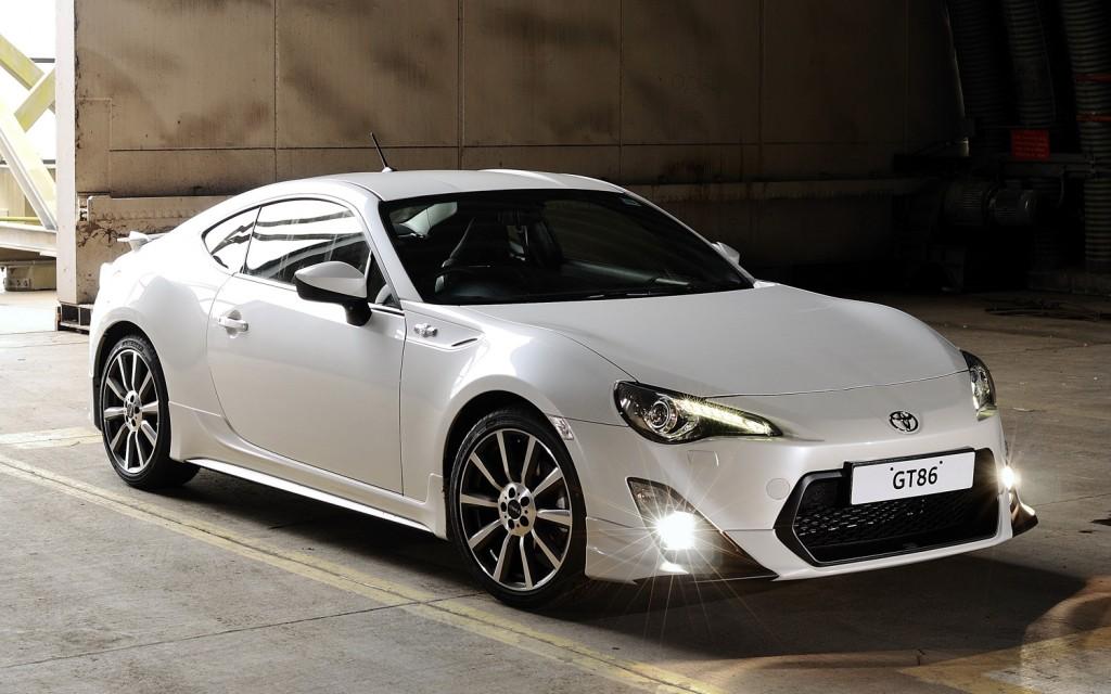 2014 Toyota Sports Car