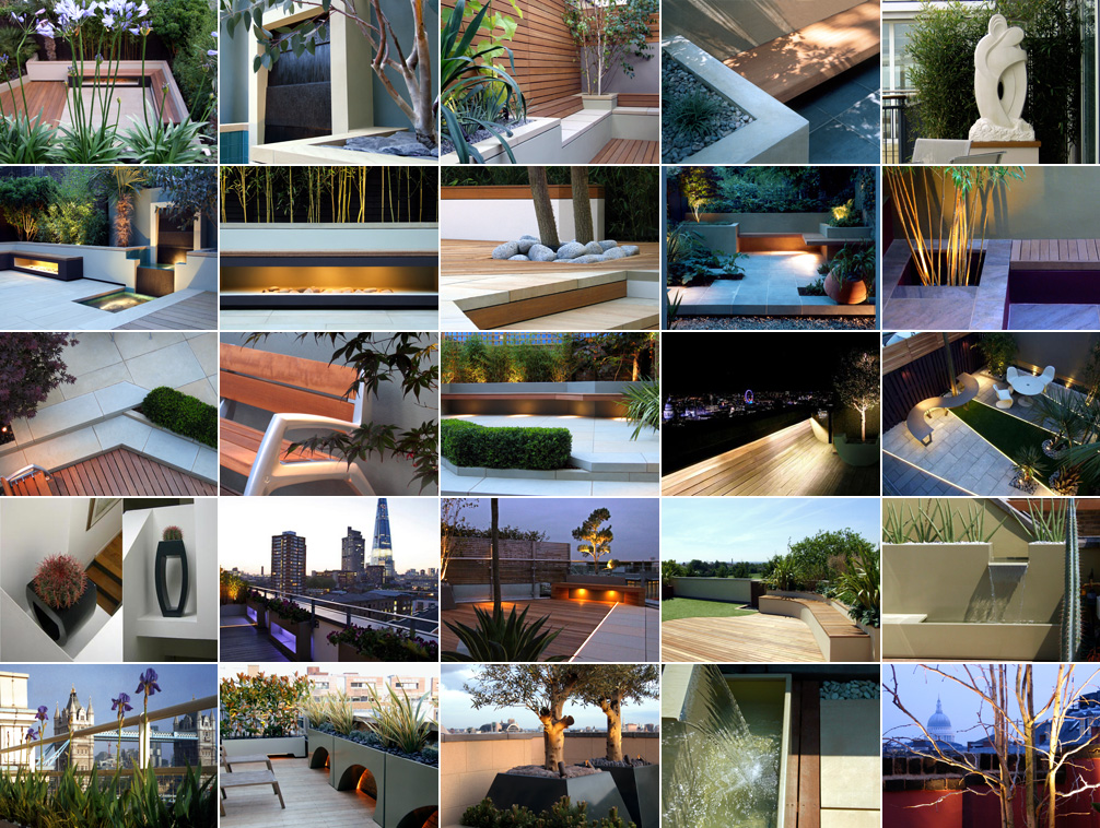 MyLandscapes Garden Design: Contemporary garden design in London
