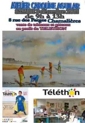 Téléthon 2012 Chamalières