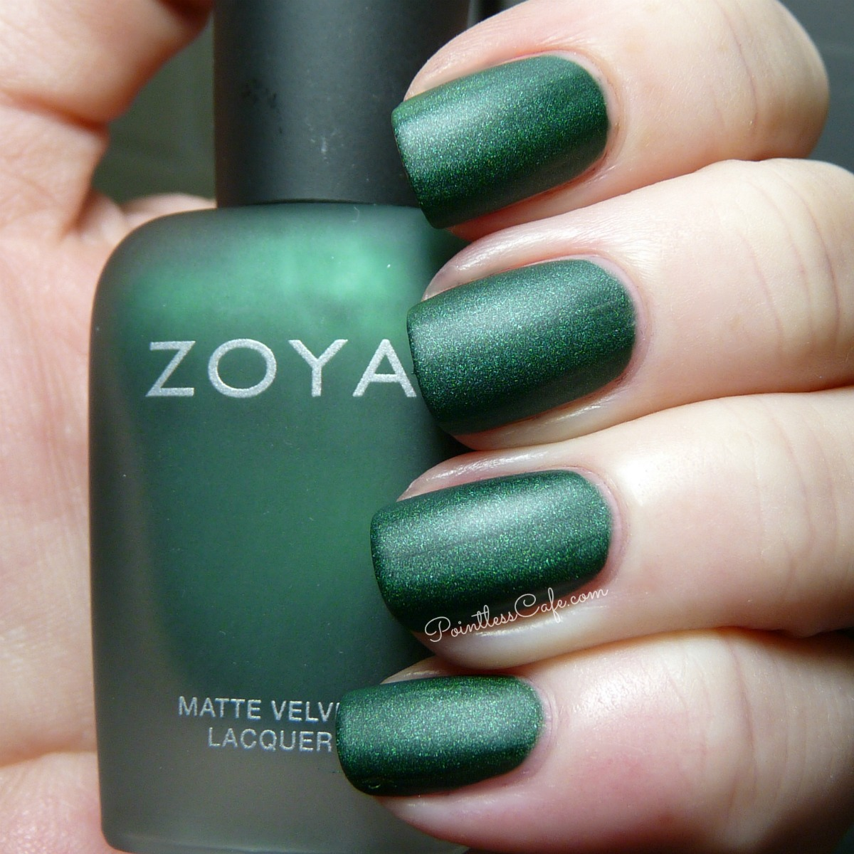 Gallery For Gt Matte Green Nail Polish