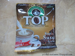 TOP COFFEE Robusta Arabica Blend