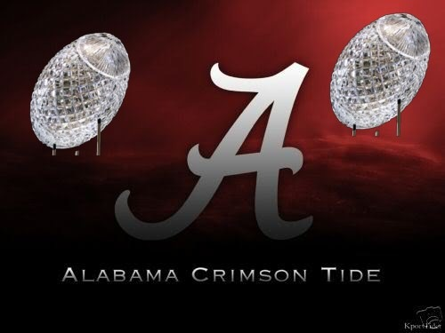 Shopaholic in Alabama: Almost Time For Football - Really???