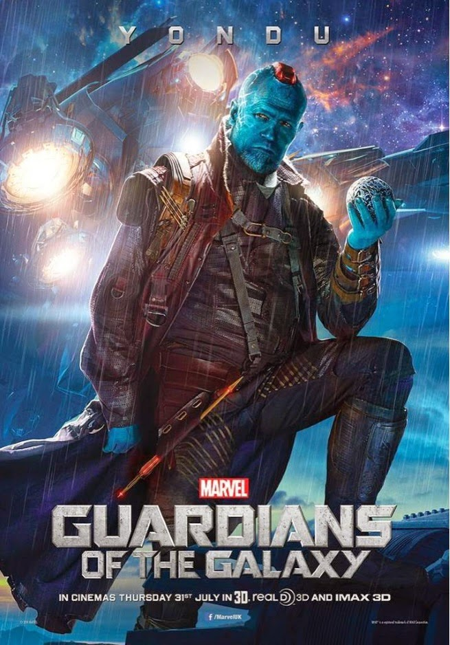 """SNEAK PEEK: """"Guardians of the Galaxy"""" - 'Yondu' Revealed"""