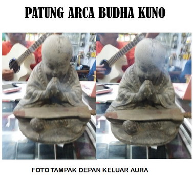 NEWS PATUNG ARCA BUDHA KUNO