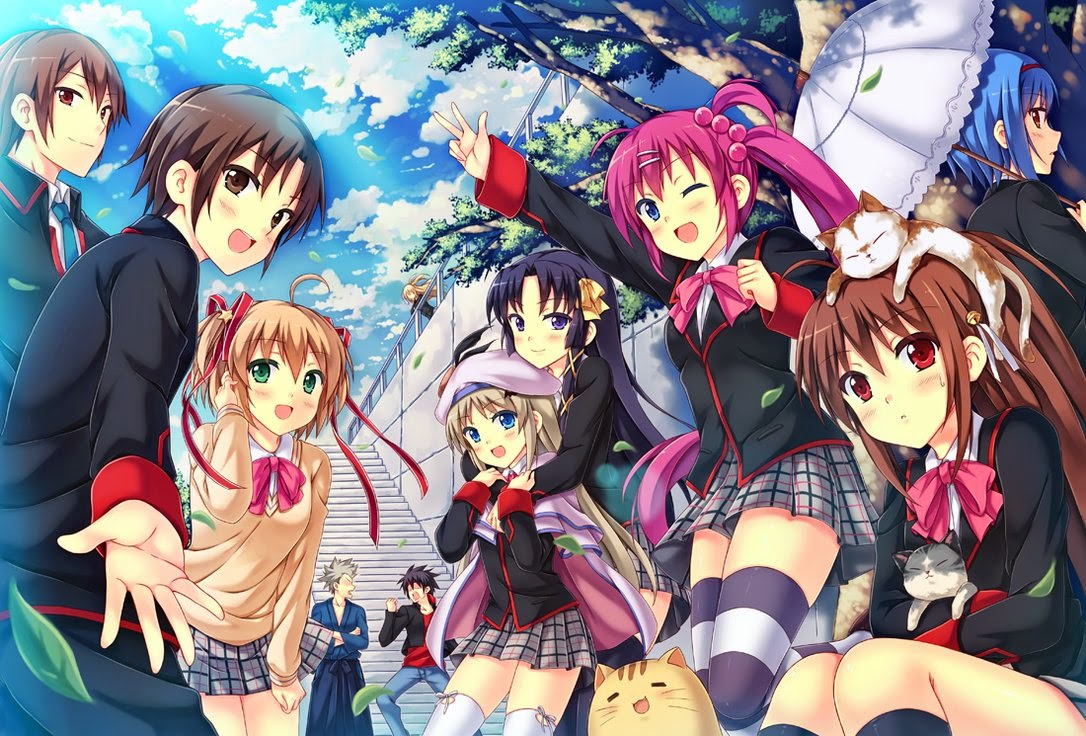 Phim Little Busters