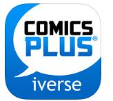 https://itunes.apple.com/us/app/comics-plus/id323397665?mt=8