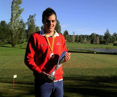 Eric Puig Campeón de Cataluña Pitch & Putt 2012