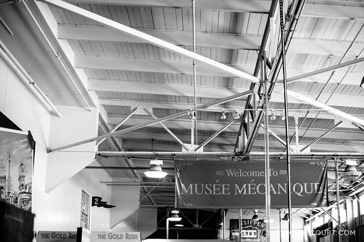 """musee mecanique san francisco"""
