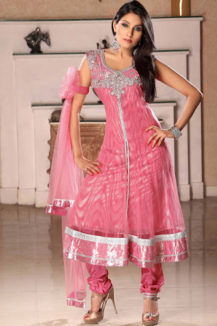 Churidar-Wedding-Dress-for-Girls