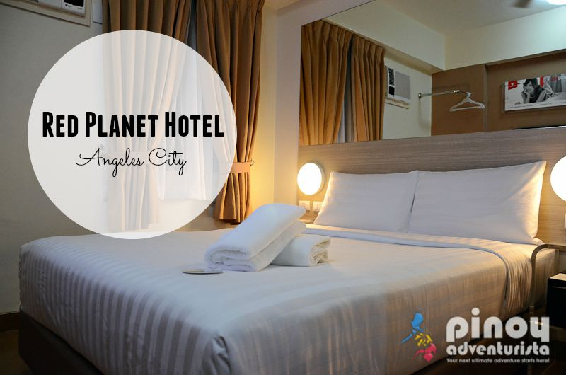 Budget Hotel Review Red Planet Angeles City Pampanga