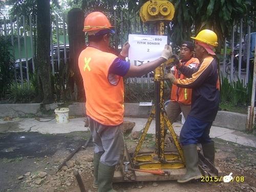 Jasa Sondir Tanah 0821 2686 2689 Jasa Sondir Tanah Bandung
