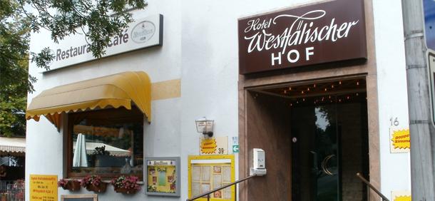 Waestfalischer hotel