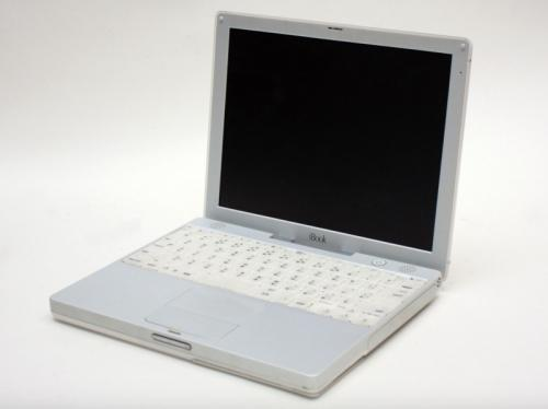 Apple iBook G3 Snow