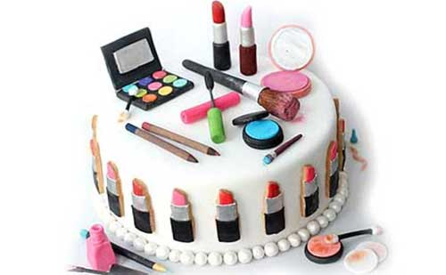 tarta maquillaje 4 cumpleblog guapa al instante