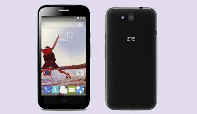 4g smartphone from zte