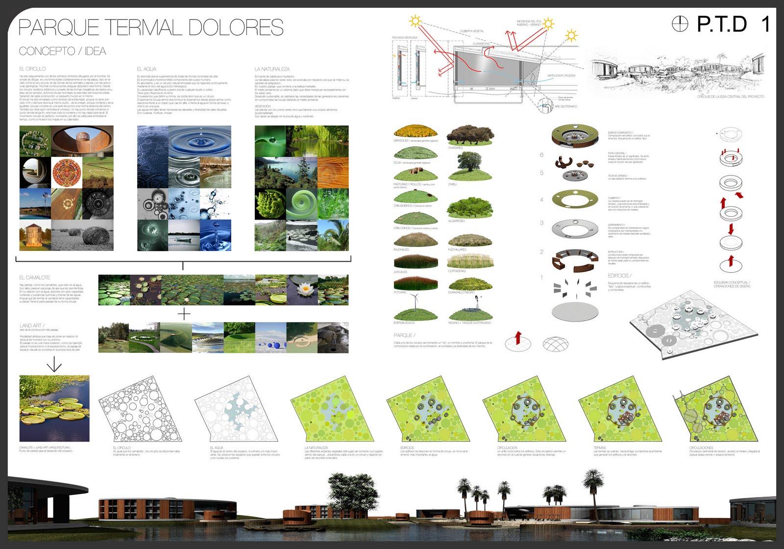 Arquitectura Arquidea Primer Premio En El Concurso