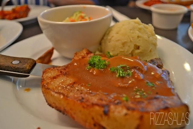 Gumbo Grilled Lamb x Rizza Salas