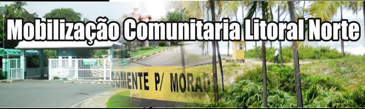 Mobilização Comunitária Litoral Norte da Bahia