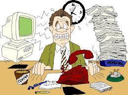 estrés, trabajo