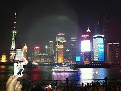 El catganer x Shangai.