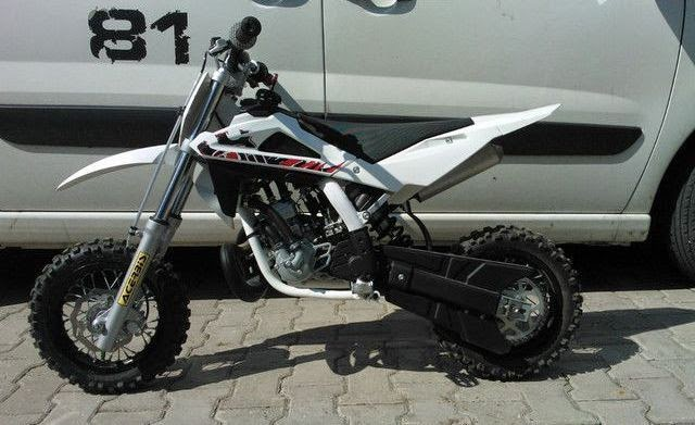 Husqvarna CR50 Dirt Mini Used Bikes