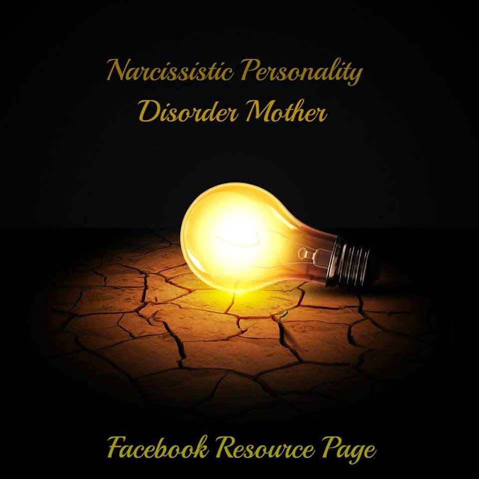 NPD Mother Facebook Resource Page