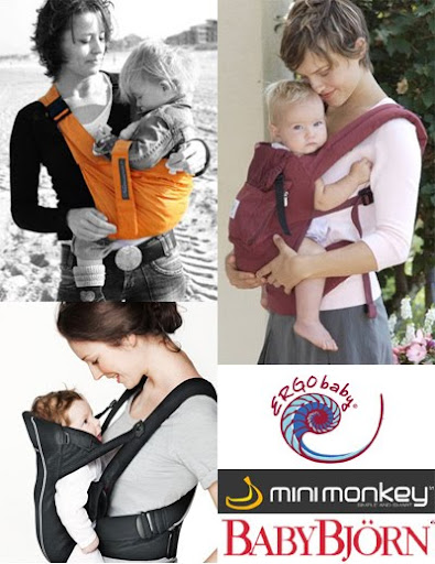 Baby carrying slings
