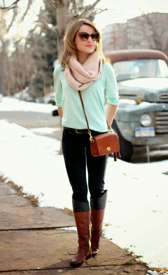 Cute and Simple Street Fashion