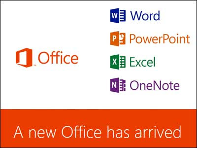Microsoft Office 2013 screenshoot