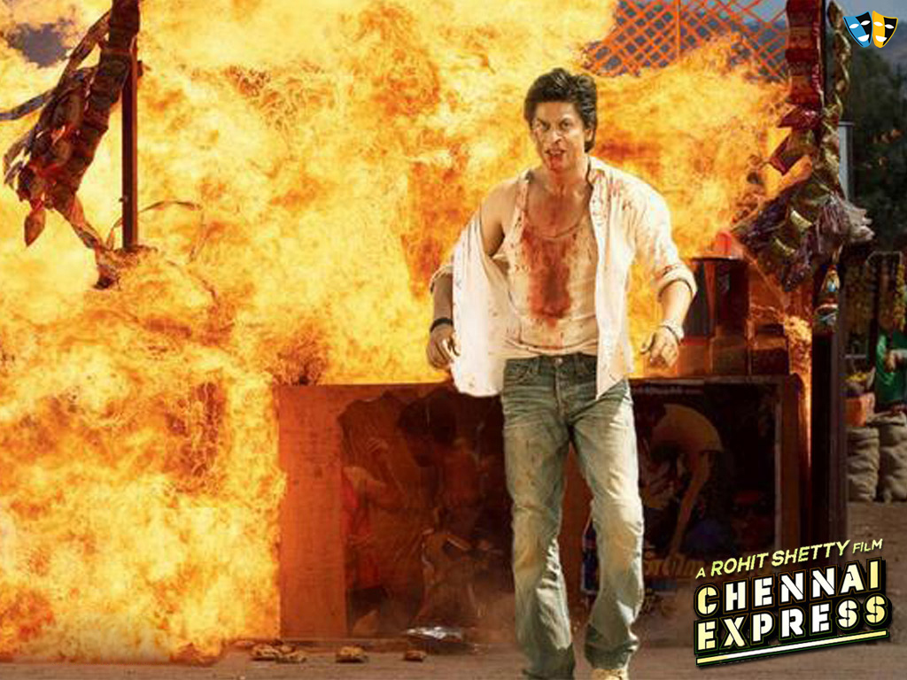 Latest chennai express movie wallpaper hd high for 3d wallpaper for home in chennai