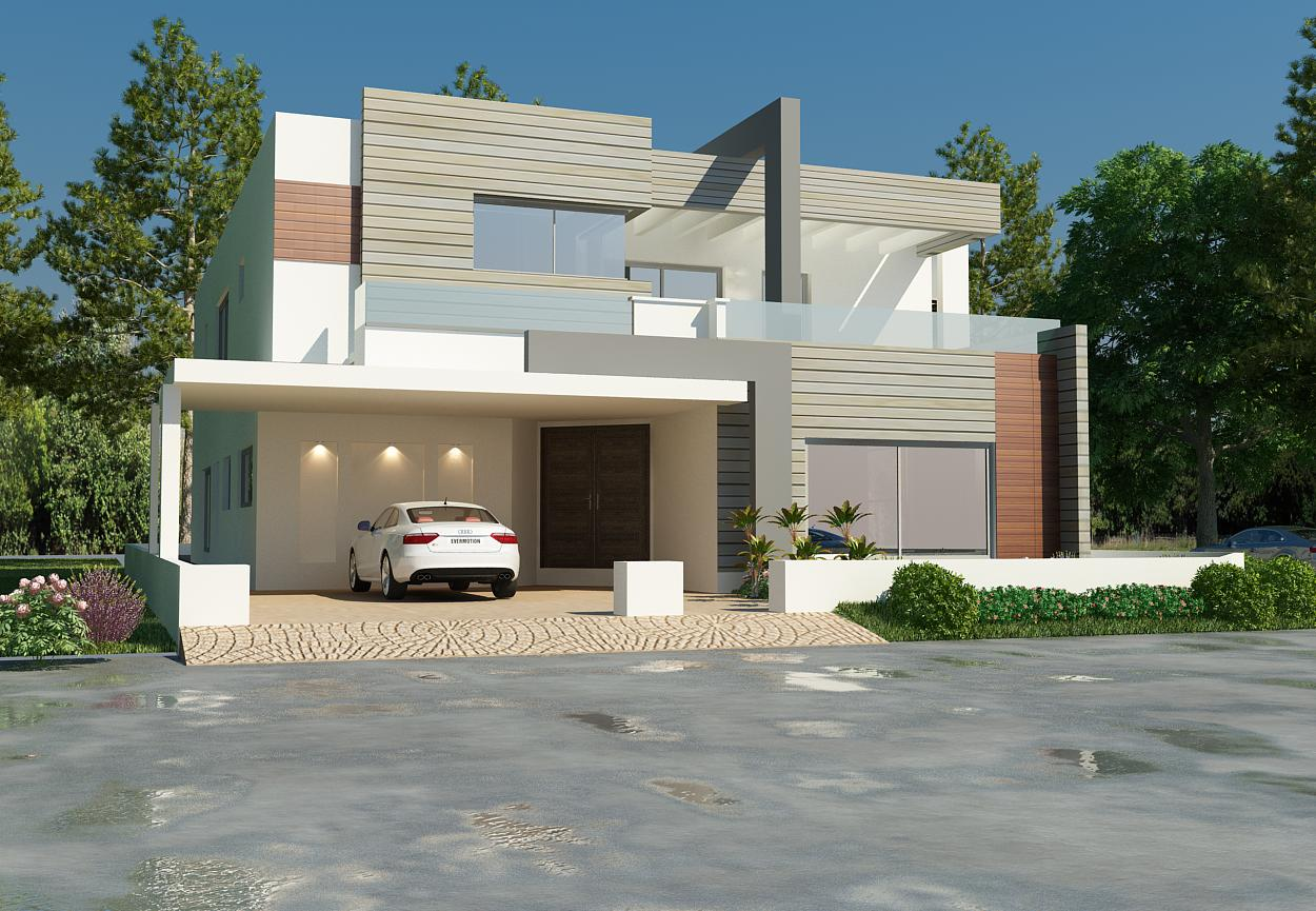 Architectural drawing dream house for Architectural drawings for houses