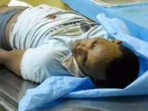 Matan de un balazo a un joven en el barrio Las Flores de Barahona